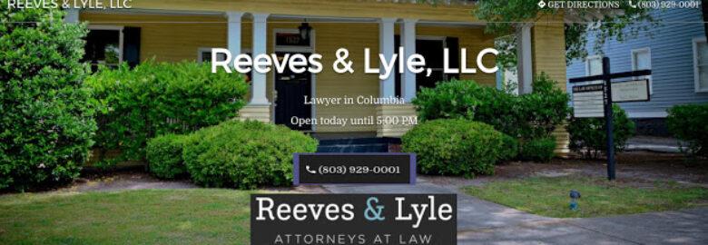 Reeves & Lyle, LLC