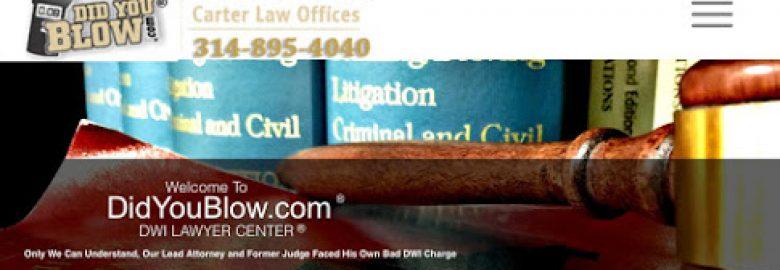 DWI Lawyer Centers® DidYouBlow.com®