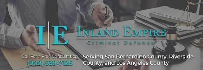Inland Empire Criminal Defense
