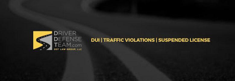 Driver Defense Team DUI & Traffic Lawyer